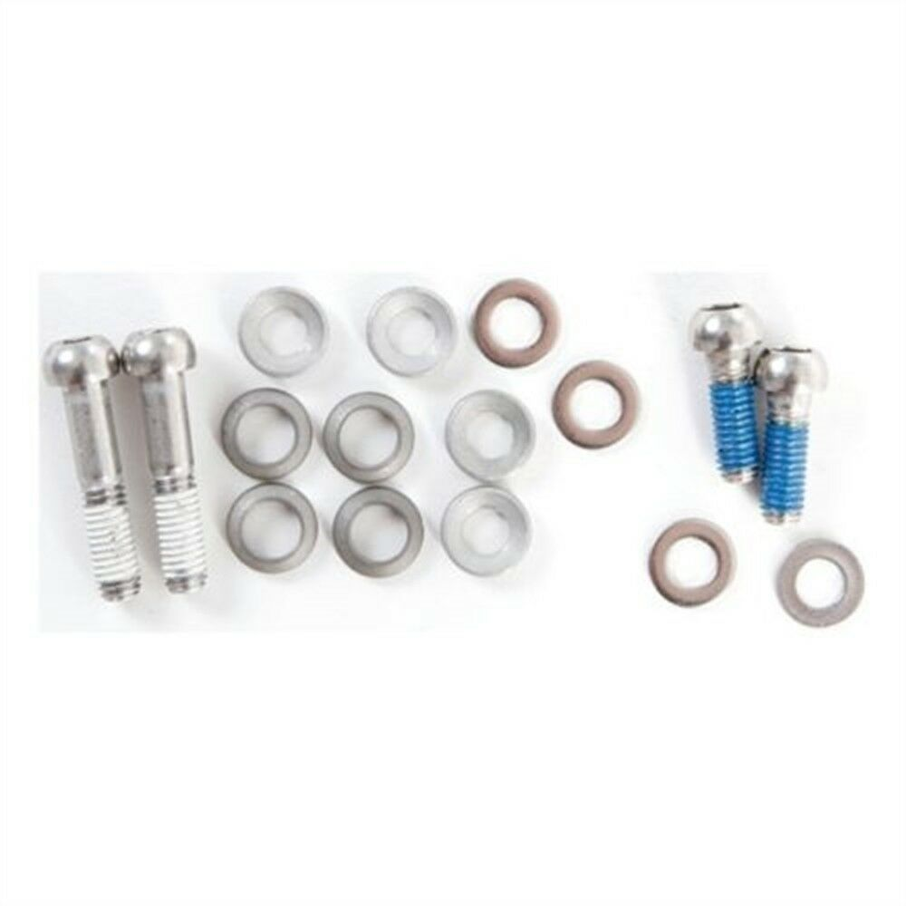 Avid Caliper Mounting Hardware, Stainless (includes Caliper Mounting Bolts And