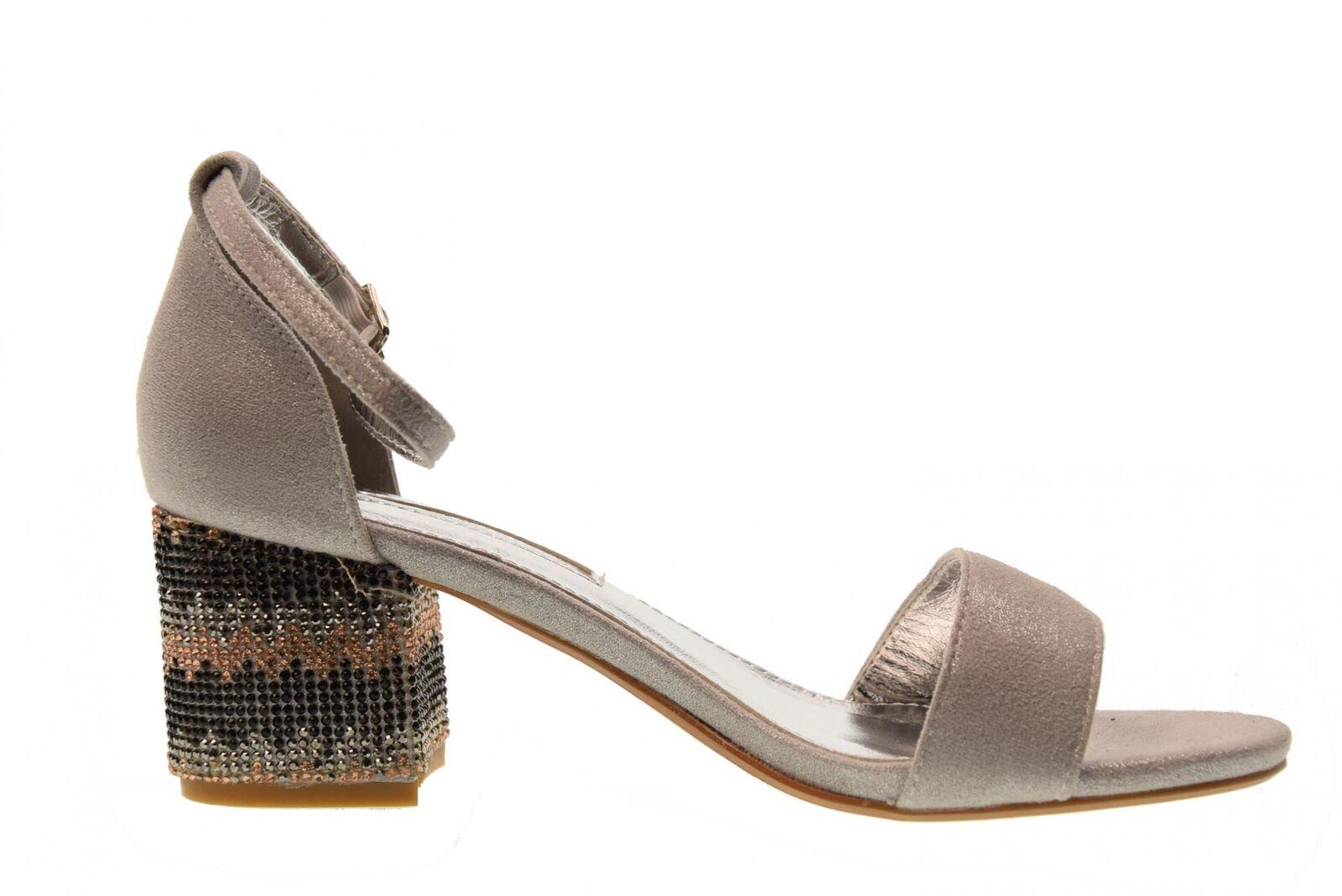 Sandalias Xti Tacón Mujeres Tentations P18us Zapatos Para Bajo oBxWQCder