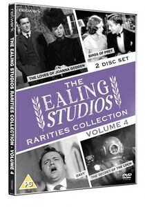THE-EALING-STUDIOS-RARITIES-COLLECTION-Volume-4-Two-discs-New-Sealed-DVD
