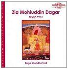 Raga Shuddha Todi 0710357540226 by Dagar CD