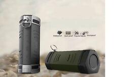 EARSON Waterproof Wireless Bluetooth Stereo Speaker Handsfree w/ AUX TF FM Radio
