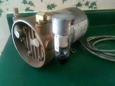 Gast Rotary Vane Oil Less Vacuum Pump 25 14 Hp Model 0522 V103 G314dx 230v
