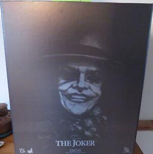 Hot Toys Batman Dx08 1989 Jack Nicholson 'joker' Figure / Tout neuf presque disparu