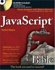 Bible: JavaScript Bible 542 by Danny Goodman (2007, Paperback, Revised)