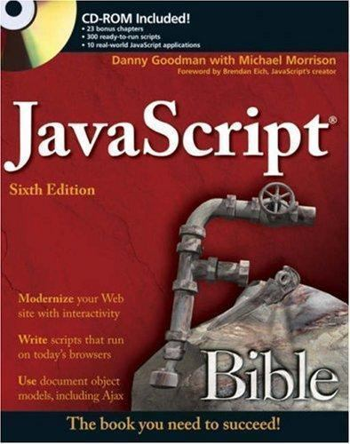 JavaScript Bible-ExLibrary