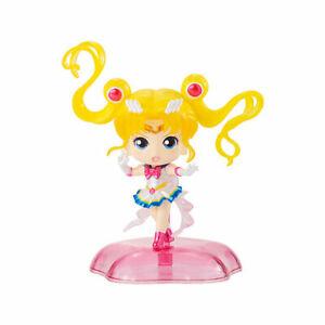 Sailor Moon Eternal Hugcot CHIBI MOON Mini Figure Anime Game Toy Gashapon