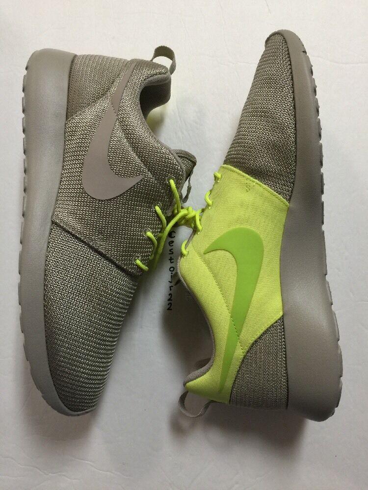 Nike rosherun divisi in pietra volt [511881 070. no flyknit dardo aria roshe max sz 12