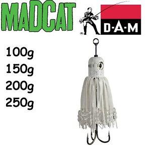 MADCAT-Clonk-Teaser-Catfish-Fishing-100-250g-Glass-Ghost-Boat-Coarse