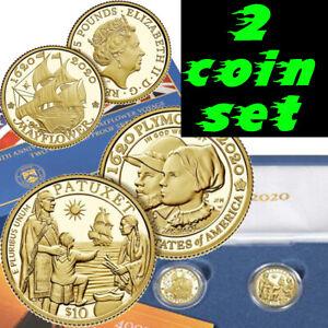 mayflower 400th anniversary coin