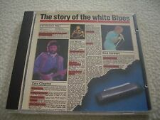 THE STORY OF THE WHITE BLUES CD Soundwings NM Eric Clapton Rod Stewart J. Beck