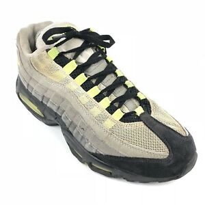 watch 1755f 947c8 Image is loading Men-039-s-Nike-Air-Max-95-Neon-