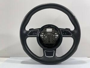Ricambi-Usati-Volante-Sterzo-Multifunzione-In-Pelle-Audi-A6-C7-2011-gt-2018