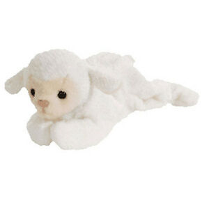 25c96b61384 Image is loading TY-FLEECE-Beanie-Baby-Lamb-MWMT-4th-Gen-