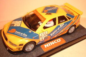 Qq 50138 Ninco Audi A4 Abt #18 Trans-o-flex