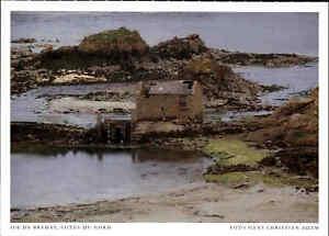 Postkarte-Frankreich-Bretagne-Ile-de-Brehat-Cotes-Du-Nord-Postcard-France-AK