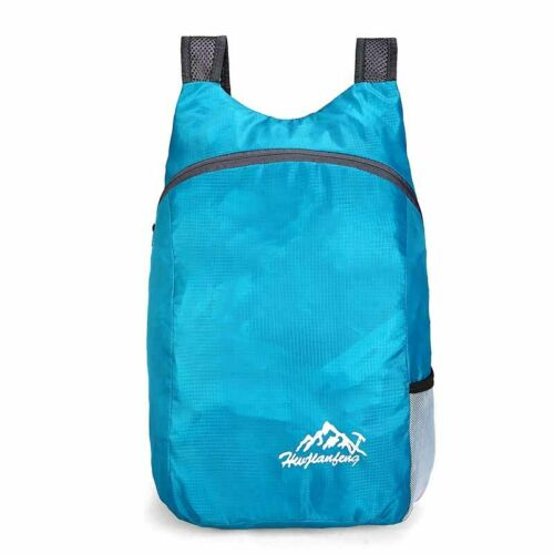 Backpacking Rucksack Wandern Faltbar Halter Tragbar Camping Tagesrucksack