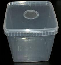 1 Stück Insect Box 5,8L Insekten Box Terra Boxen Terrarium