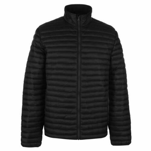 Mens SoulCal Micro Bubble Jacket Long Sleeve New