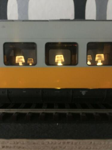 Tischlampe für alle H0 Modelle z.B R01 Trix Roco Lima Märklin ET 403 NEU