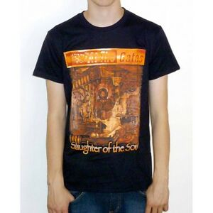 At-The-Gates-034-Slaughter-Of-The-Soul-034-Classic-T-shirt-NEW-OFFICIAL