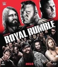 WWE: Royal Rumble 2015 (Blu-ray Disc, 2015) NEW