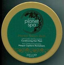 (100ml=6,40€) Avon - Planet Spa Herbal Steam Bath Pflegende Haarmaske