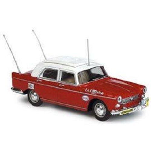 PEUGEOT 404  TOUR DE FRANCE  NOREV 1/43 car Voiture miniature NEUF NEW !!!!!!!!!