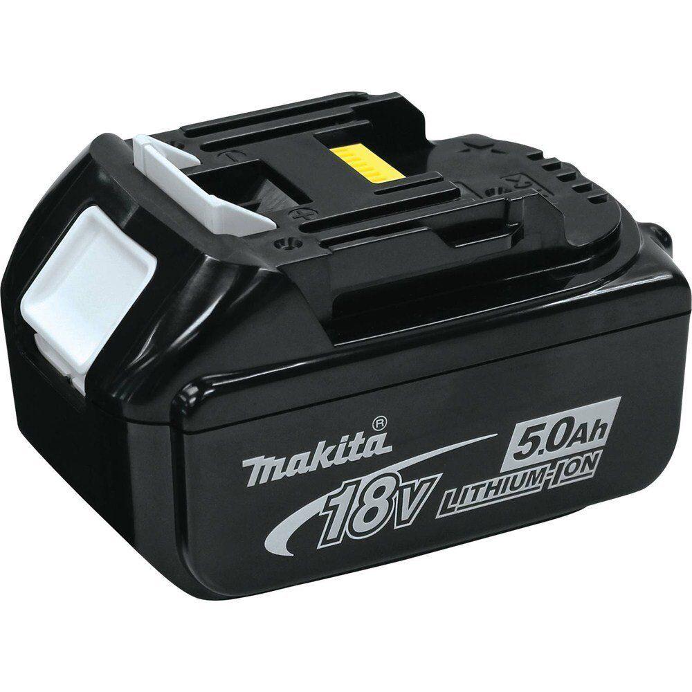 Makita 18-Volt 5.0Ah LXT Lithium-Ion Battery