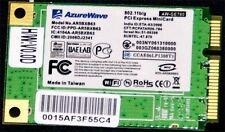 Scheda modulo WiFi wireless board Asus Eee PC 4G Atheros AR5BXB63 AZURE WAVE