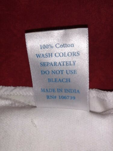 LOT OF 6 Infant Baby Receiving Swaddling Blankets Bear Joy 100/% Cotton 30x40