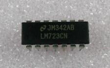 Lm723cn Adjustable Voltage Regulator Dip 14 5pcs Per Lot