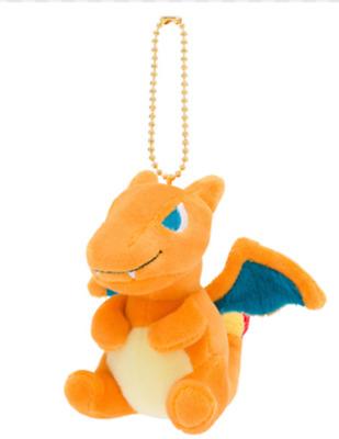 Pokemon Center Original Plush Doll Mocchiri Mascot Psyduck JAPAN OFFICIAL