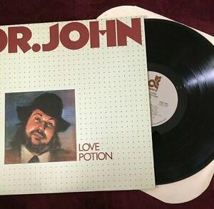 DR JOHN VINYL love potion LP aka Loser For You Baby 1st US PRESS Accord 1981