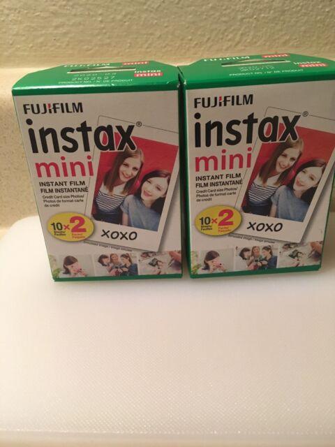 (2) Fujifilm Instax Mini 800 ISO - Color 20 16026678