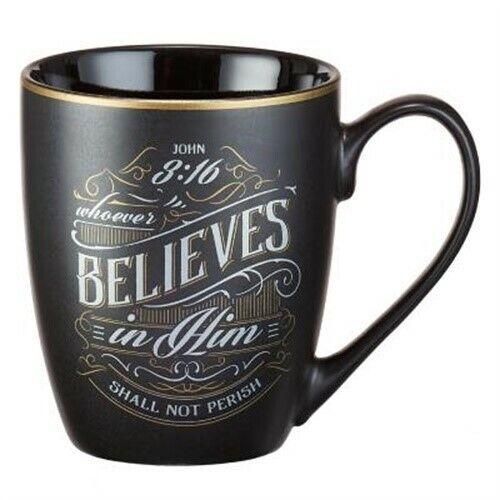 Mug Whoever Believes Jn 3