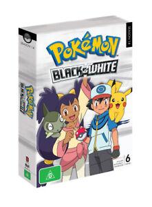 Details about Pokemon Season 14: Black & White DIGI DVD $24 99