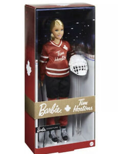 Hasbro-Barbie-Signature-Series-Tim-Hortons-New-2020-Doll