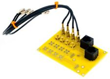 Industrial Optical Fiber Laser Diode Smb To Rj45 Dpss Interface Adapter Board