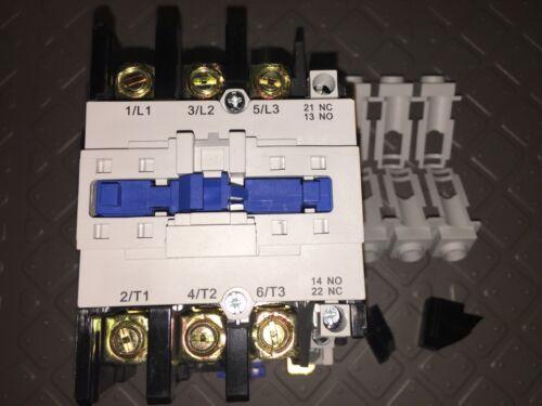 US Breaker NC1D5011 V24 Contactor 50A 3P+1NO//1NC AC Contactor