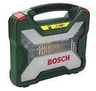 Bosch 100 Piece X-line Accessory Set 790295542698