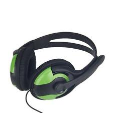 Big Game Headphone for Microsoft XBOX 360 Controller Black + Green USA