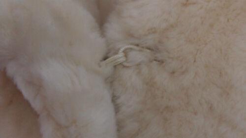 Beth M Fourrure Taille Bowley Blanc Fausse Manteau En Par Cassé 16xPq4HpHn