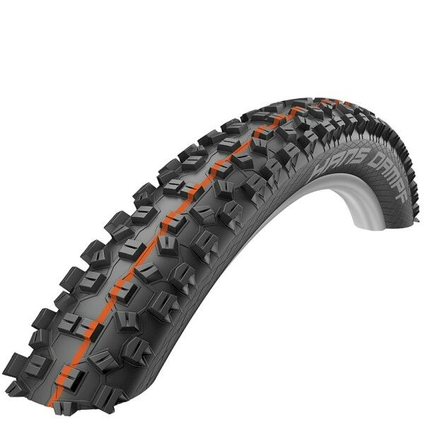 Schwalbe Hans Damf SnakeSkin TL-Easy Tire 27.5 x 2.25 EVO Folding Addix Soft
