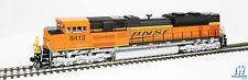 19827 Walthers SD70ACe BNSF H3 Low Headlight #8413 Soundtraxx Sound & DCC HO