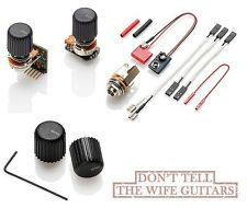 EMG BTS CONTROL POTS 2 Band Equalizer For Active or Passive Bass Guitar