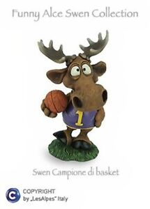 Figurine-Moose-Swen-Les-Alpes-Funny-World-Collect-campione-By-Basket-014-92920