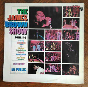 The James Brown Show Philips – P14580L Vinyl, LP 1967