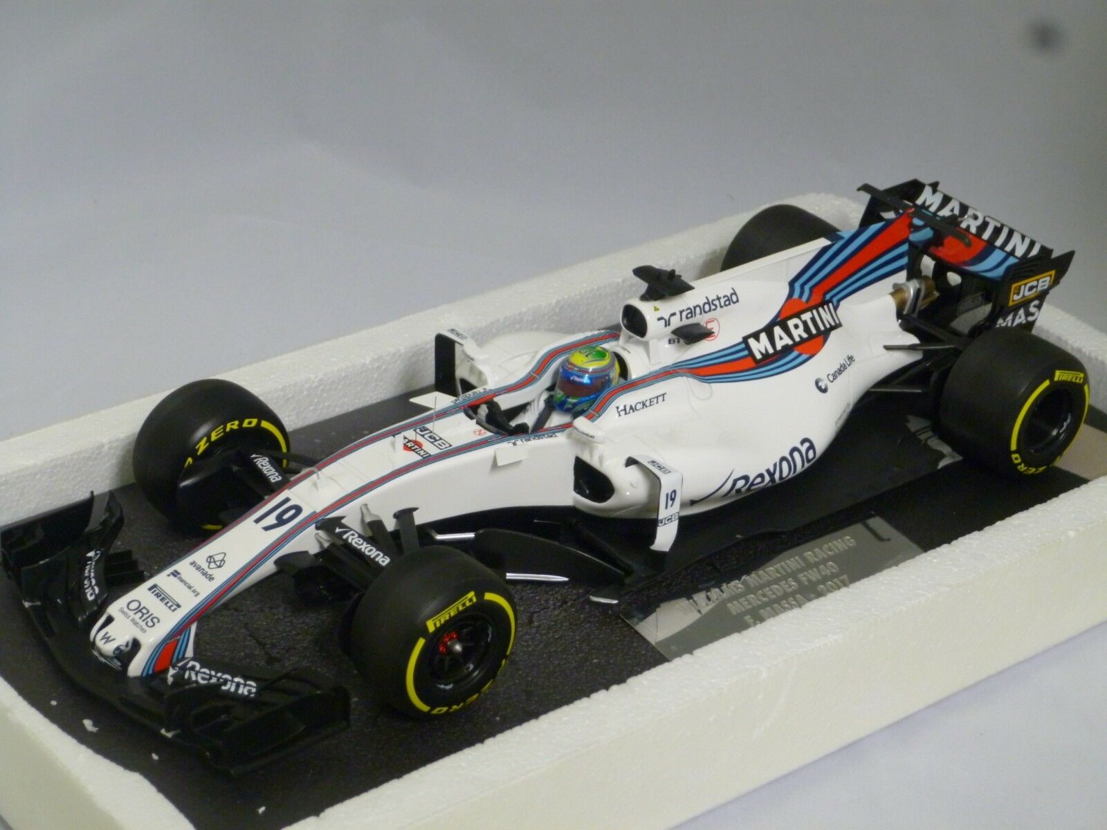 MINICHAMPS 117170019 1 18 WILLIAMS F1 Massa Australie
