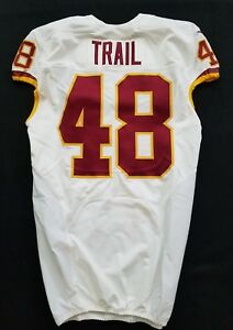 48-Lynden-Trail-of-Washington-Redskins-Nike-Game-Issued-Jersey