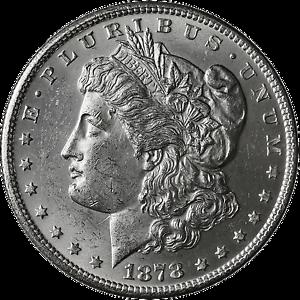 BU 1878-P 7//8TF Morgan Silver Dollar Brilliant Uncirculated